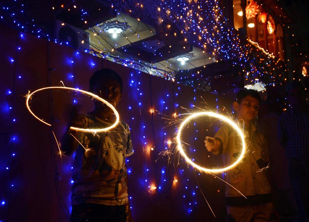 Diwali 2012: Festival Of Lights