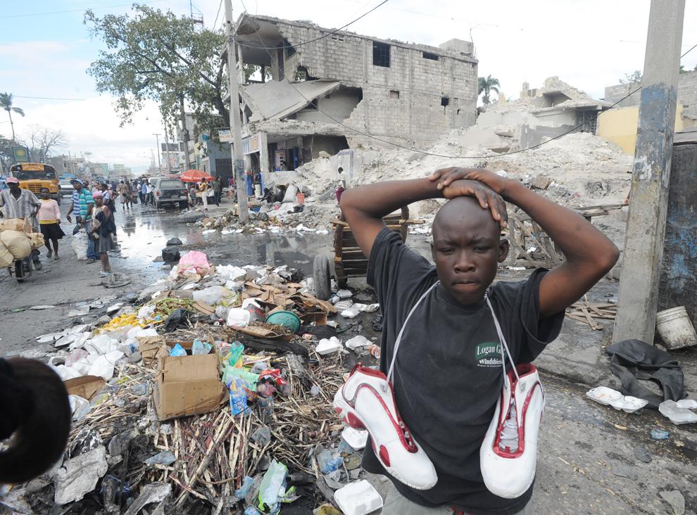 Ledc earthquake case study haiti 2010