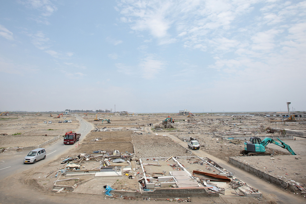Japan: three months after the quake - Photos - The Big Picture