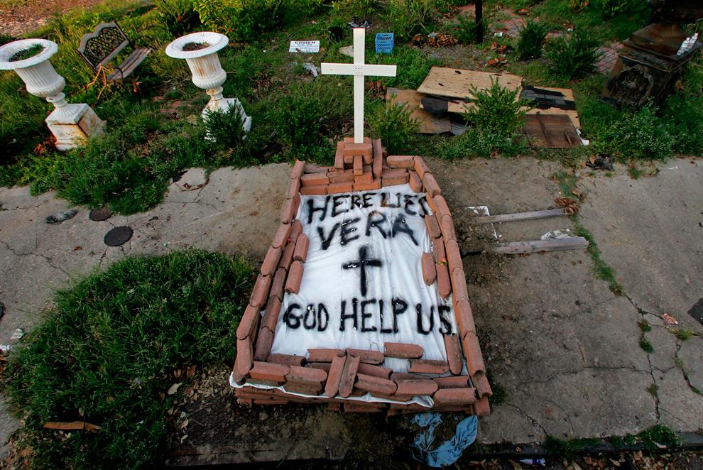 Remembering Katrina Five Years Ago Photos The Big
