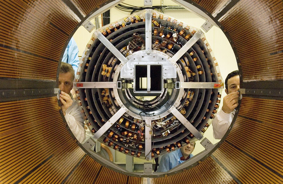 Large Hadron Collider Ready To Restart Photos The Big Picture
