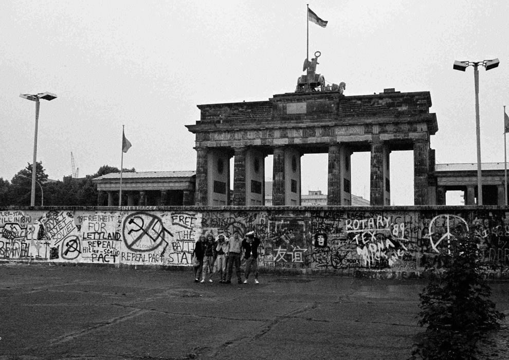 brandenburg gate 1989 - photo #29