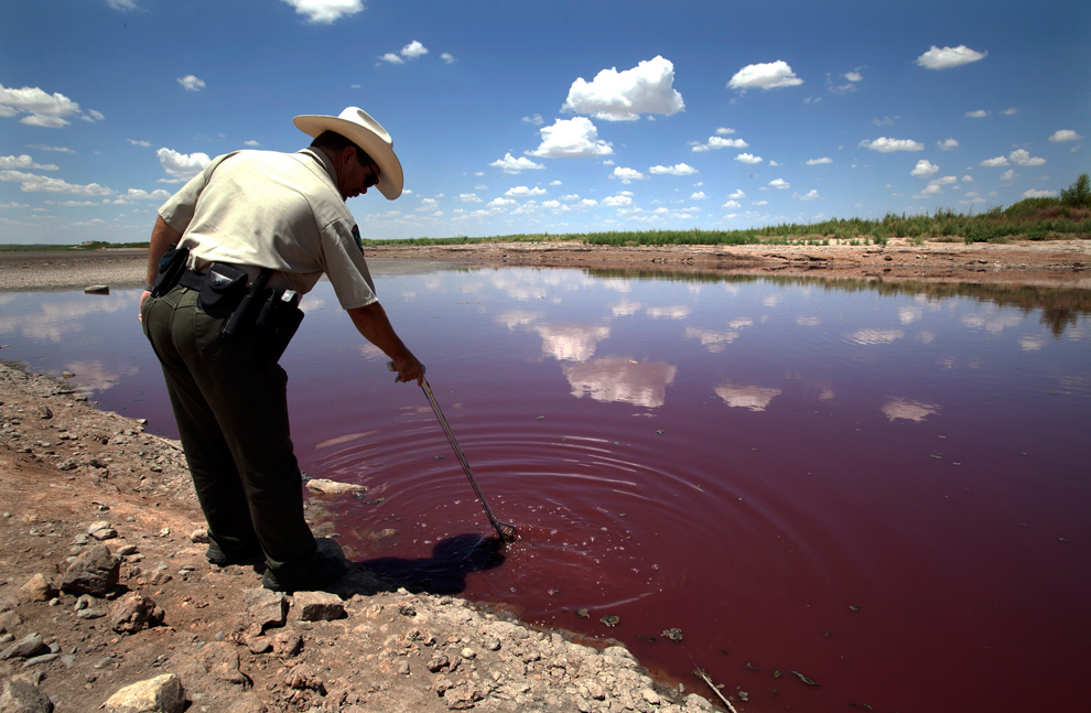 Texas drought and wildfires - Photos - The Big Picture