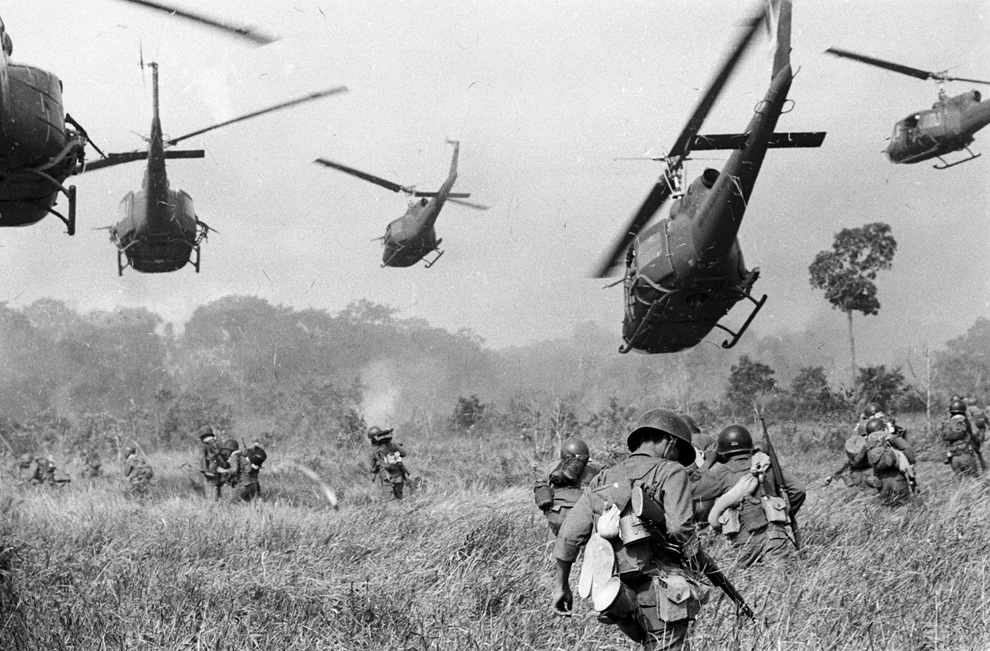 They things they carried apocalypse now