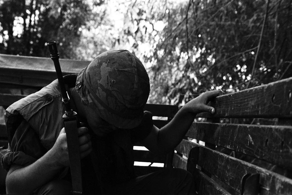 bp1 - Hình ảnh hiếm gây chấn động về cuộc chiến ở Việt Nam