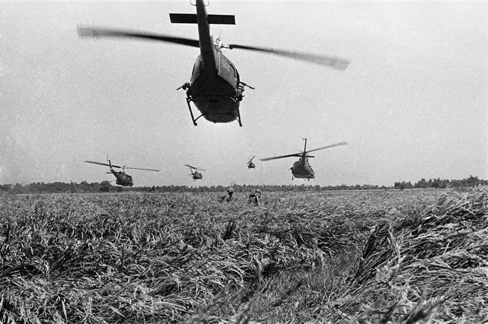 bp13 - Hình ảnh hiếm gây chấn động về cuộc chiến ở Việt Nam