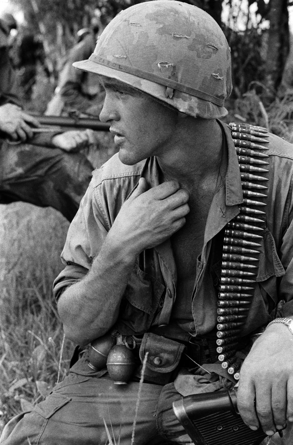 bp15 - Hình ảnh hiếm gây chấn động về cuộc chiến ở Việt Nam