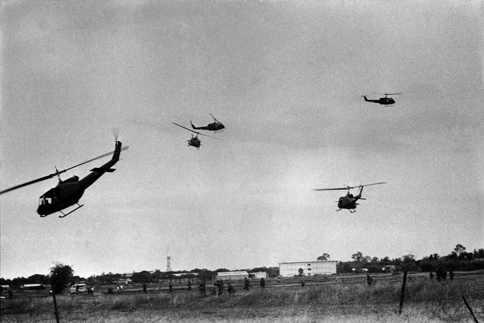 bp21 - Hình ảnh hiếm gây chấn động về cuộc chiến ở Việt Nam
