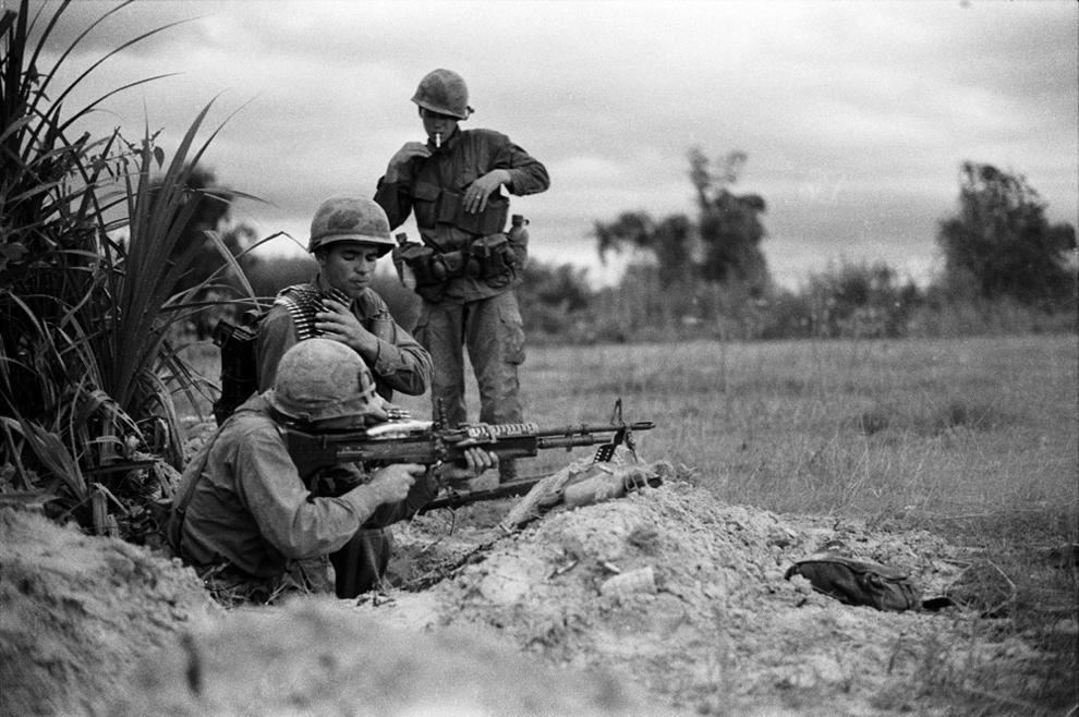 bp23 - Hình ảnh hiếm gây chấn động về cuộc chiến ở Việt Nam