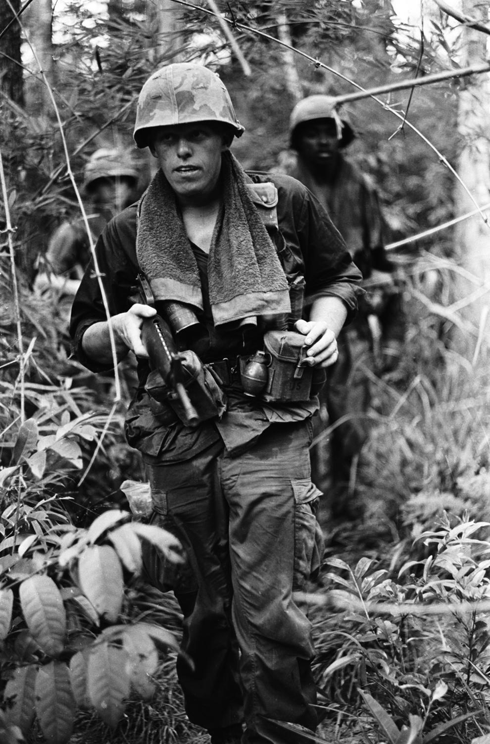 bp30 - Hình ảnh hiếm gây chấn động về cuộc chiến ở Việt Nam