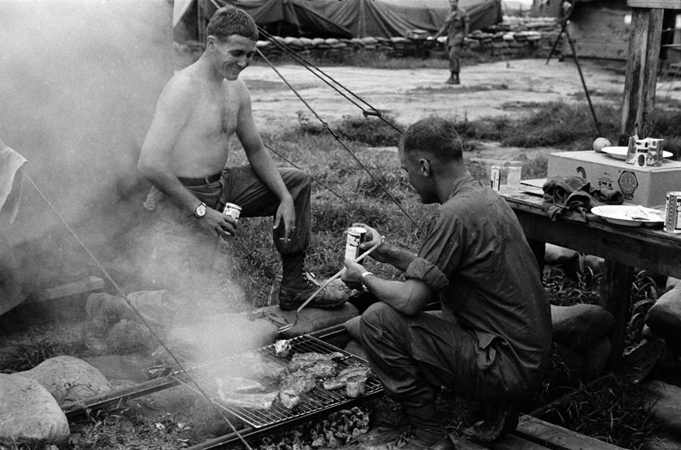 bp33 - Hình ảnh hiếm gây chấn động về cuộc chiến ở Việt Nam