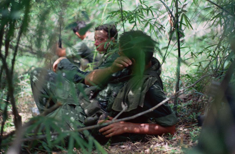 bp38 - Hình ảnh hiếm gây chấn động về cuộc chiến ở Việt Nam