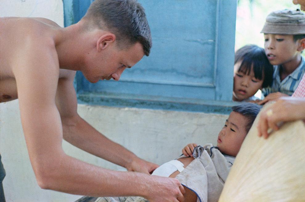 bp39 - Hình ảnh hiếm gây chấn động về cuộc chiến ở Việt Nam