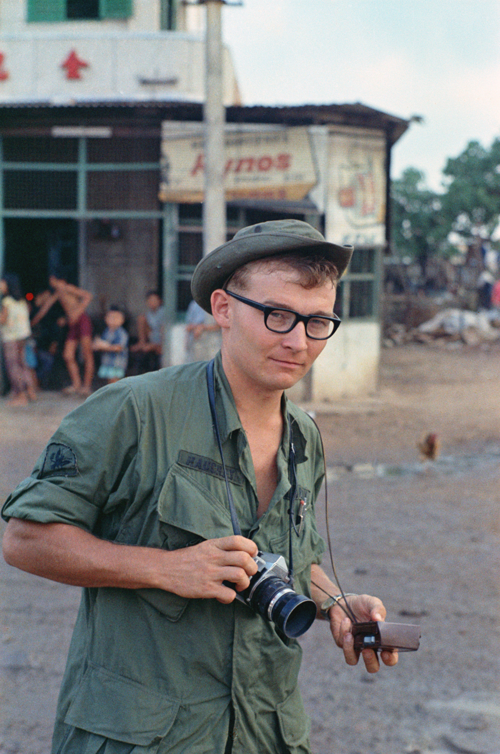 bp42 - Hình ảnh hiếm gây chấn động về cuộc chiến ở Việt Nam