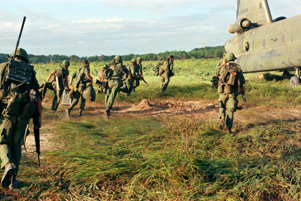 bp43 - Hình ảnh hiếm gây chấn động về cuộc chiến ở Việt Nam