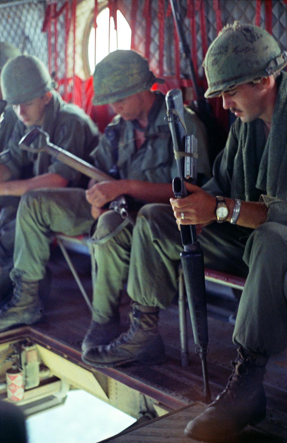 bp44 - Hình ảnh hiếm gây chấn động về cuộc chiến ở Việt Nam