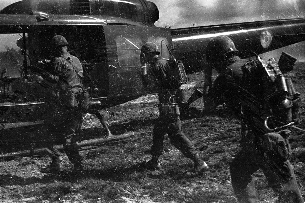 bp5 - Hình ảnh hiếm gây chấn động về cuộc chiến ở Việt Nam