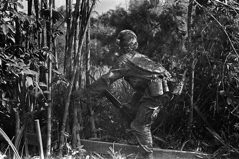 bp7 - Hình ảnh hiếm gây chấn động về cuộc chiến ở Việt Nam