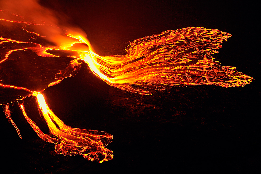 Nyiragongo Crater: Journey to the Center of the World